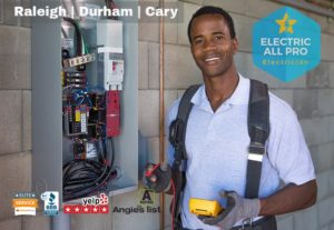 Electric All PRO- Electrician Raleigh - Electrical Service In NC- 24-7 Emergency Electrician - Electrician Cary NC - Cary Electrician - Electrician Durham-13