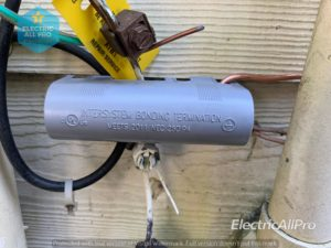 Electric-All-PRO-Electrician Raleigh - CSST Gas Line Bonding